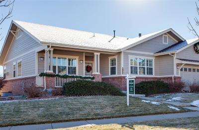 Arapahoe County Single Family Home Active: 8132 South Quatar Circle