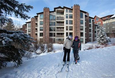 Steamboat Springs Condo/Townhouse Active: 2286 Apres Ski Way #203