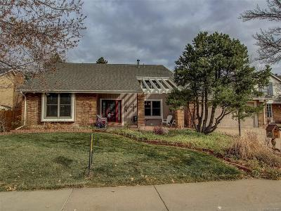 Centennial CO Single Family Home Active: $650,000