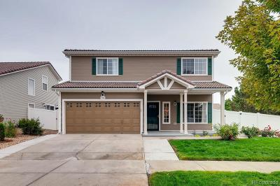 Denver Single Family Home Active: 19006 East 51st Place