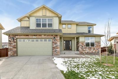 Timnath Single Family Home Active: 6123 Washakie Court