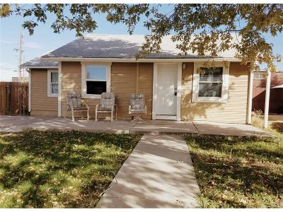 Commerce City Single Family Home Active: 7180 Pontiac Street