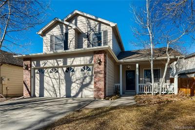 Fort Collins Single Family Home Under Contract: 3407 Laredo Lane