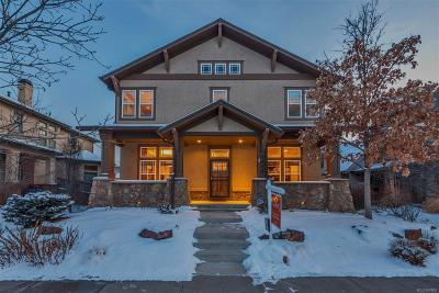 Denver Single Family Home Under Contract: 7954 East Bayaud Avenue