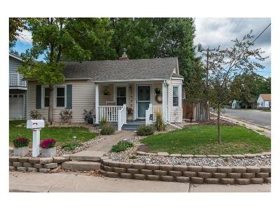 Englewood Single Family Home Under Contract: 4490 South Pearl Street