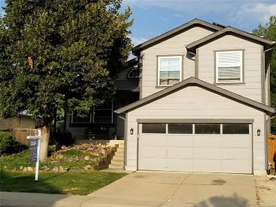 Broomfield Single Family Home Active: 12666 Patton Street