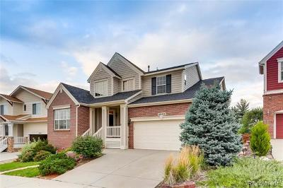 Castle Rock Single Family Home Active: 2888 Dragonfly Court