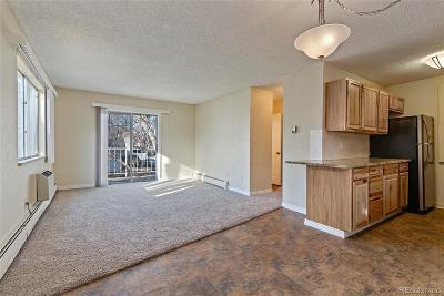 Denver Condo/Townhouse Under Contract: 5995 East Iliff Avenue #220