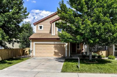 Parker Single Family Home Under Contract: 11212 Vilas Street