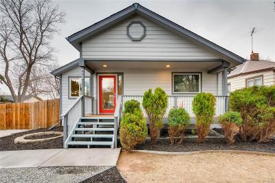 Lakewood Single Family Home Active: 860 Depew Street