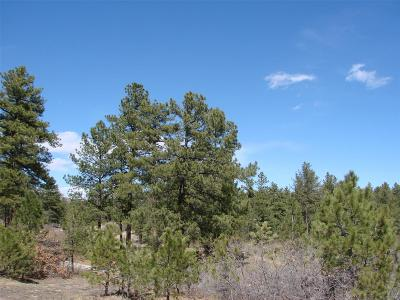 Larkspur CO Residential Lots & Land Active: $11,500