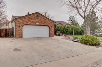 Thornton Single Family Home Active: 12504 Ash Street