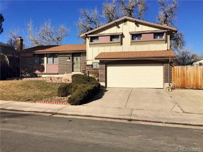Arvada CO Single Family Home Sold: $336,555