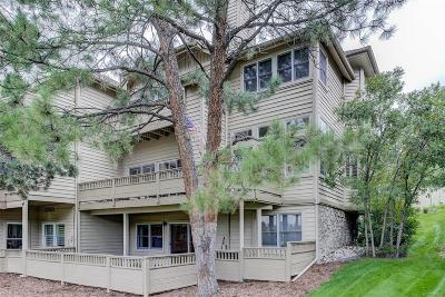 Castle Pines Village, Castle Pines Villages Condo/Townhouse Active: 4214 Morning Star Drive