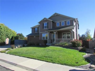 Arvada Single Family Home Active: 5398 Owens Street
