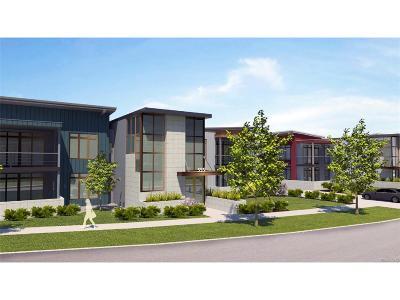 Boulder Condo/Townhouse Under Contract: 650 Terrace Avenue #C