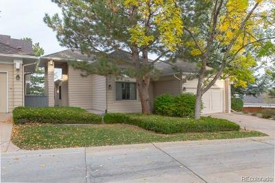 Castle Rock Single Family Home Active: 1901 Overview Drive