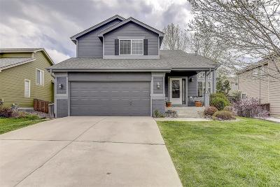 Highlands Ranch Single Family Home Under Contract: 352 English Sparrow Drive