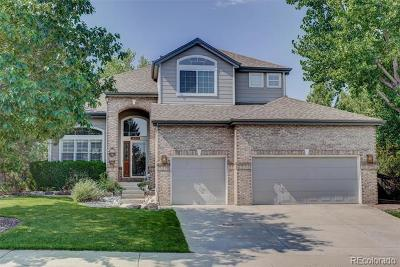 Littleton Single Family Home Active: 10525 Kalahari Court
