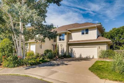 Boulder Single Family Home Active: 5687 Pennsylvania Place