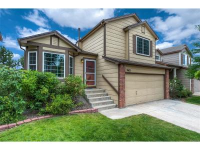 Highlands Ranch Single Family Home Under Contract: 9631 Moss Rose Circle