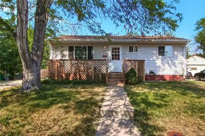 Arvada Single Family Home Active: 6353 Gray Street