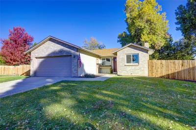 Thornton Single Family Home Active: 11753 Fillmore Place