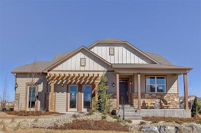 Parker Single Family Home Active: 12157 Pine Post Drive