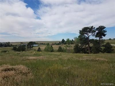 Parker Residential Lots & Land Active: 836 Pinewicket Way