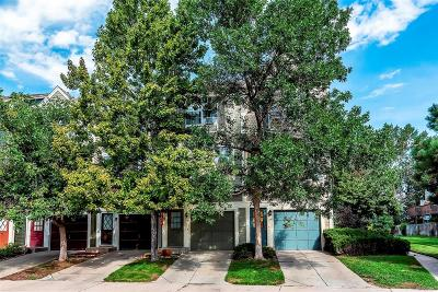 Denver Condo/Townhouse Active: 1699 South Trenton Street #176