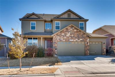 Parker CO Single Family Home Active: $532,500