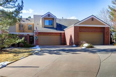 Highlands Ranch Condo/Townhouse Active: 2526 Pine Bluff Lane