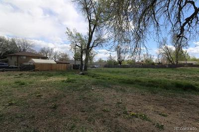 Arvada Residential Lots & Land Active: 6730-6840 West 54th Avenue