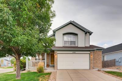 Single Family Home Sold: 11352 Niagara Street