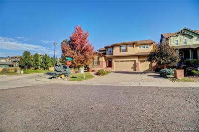 Highlands Ranch Single Family Home Active: 10568 Stonington Street