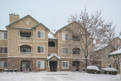 Littleton Condo/Townhouse Active: 9390 West Chatfield Place #105