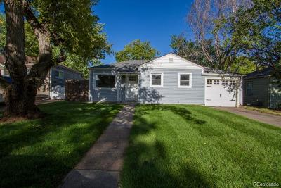 Aurora Single Family Home Active: 1751 Ironton Street