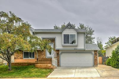 Broomfield Single Family Home Under Contract: 345 Mulberry Circle