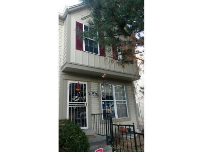 Denver Condo/Townhouse Active: 1811 South Quebec Way #49