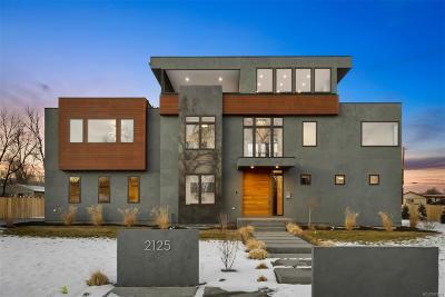 Boulder Single Family Home Under Contract: 2125 Tamarack Avenue