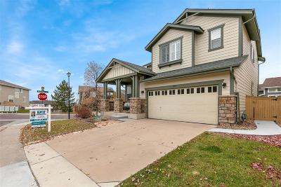Highlands Ranch Firelight Single Family Home Under Contract: 3057 Braeburn Place
