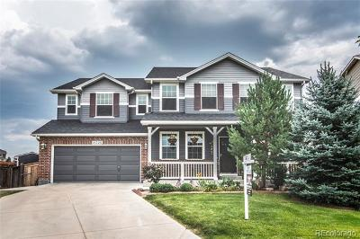 Parker Single Family Home Active: 15720 East Copper Creek Lane