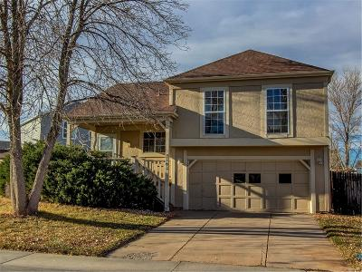 Castle Rock Single Family Home Under Contract: 5161 East Kensington Avenue