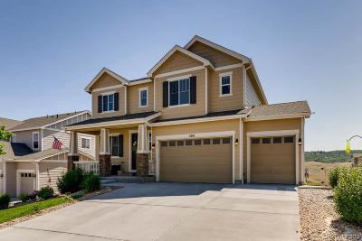Castle Rock Single Family Home Active: 5510 Spring Ridge Trail