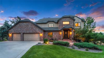 Littleton Single Family Home Under Contract: 3 Shining Oak Drive
