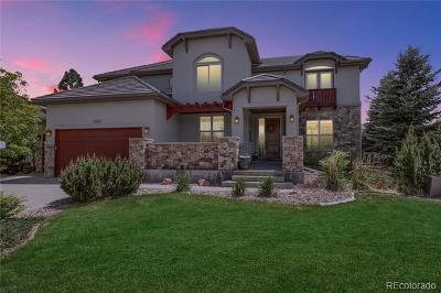 Castle Pines CO Single Family Home Active: $995,000