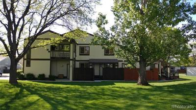 Arvada Condo/Townhouse Active: 8790 Chase Drive #27