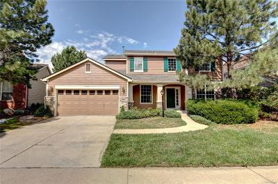 Castle Pines Single Family Home Active: 7469 Shoreham Drive