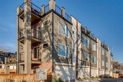 Denver Condo/Townhouse Active: 2622 Clay Street