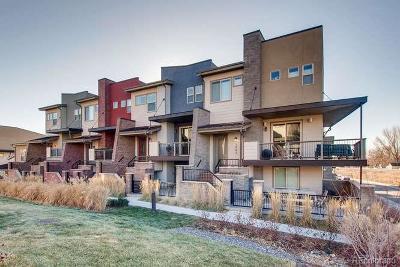 Louisville Condo/Townhouse Under Contract: 1029 Johnson Lane